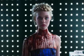 "Elle Fanning in ""The Neon Demon""."