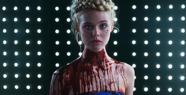 """Elle Fanning in """"The Neon Demon""""."""