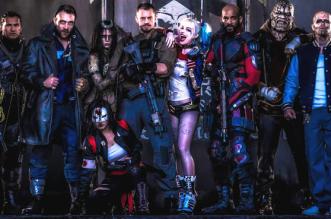 Suicide Squad foto di gruppo