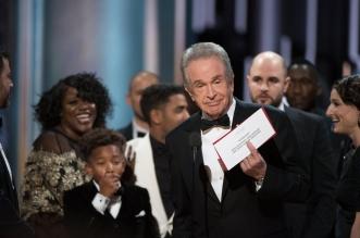 Oscar: sbagliata busta, miglior film è Moonlight