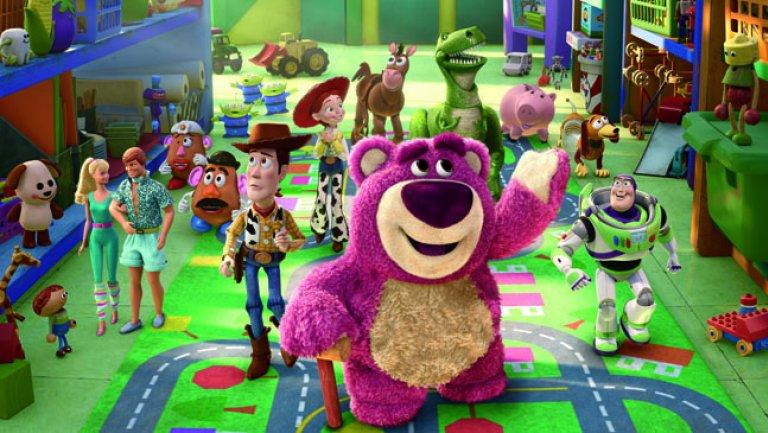Toy Story 3 – La grande fuga