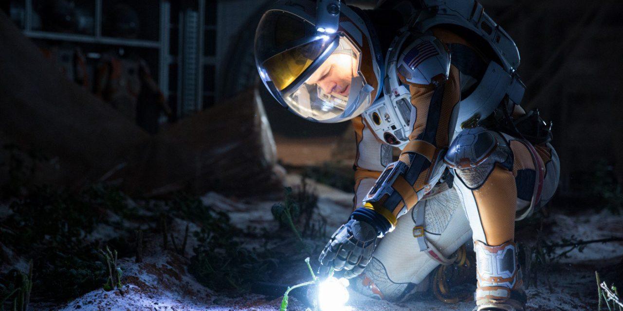 The Martian a La Febbre del Lunedì Sera