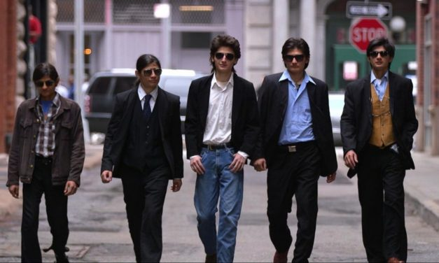 The Wolfpack – Il branco