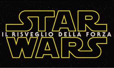 Star Wars – Il risveglio della forza