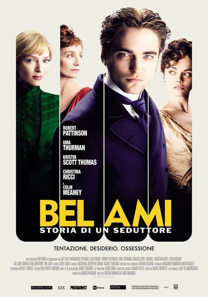 Bel Ami – Storia di un seduttore