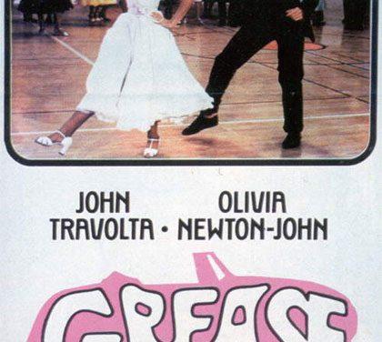 Grease – Brillantina