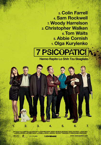 Sette psicopatici