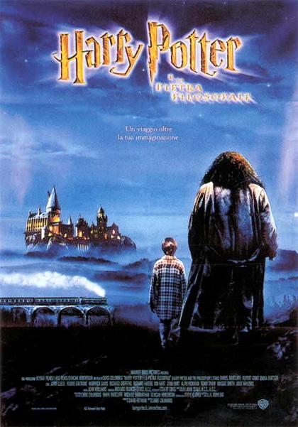 Harry Potter e la Pietra Filosofale