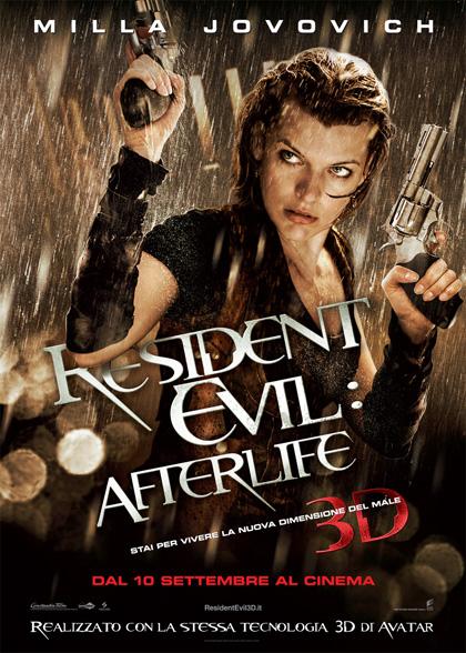 Resident evil – Afterlife