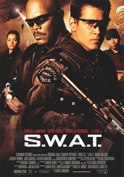 S.W.A.T- Squadra speciale anticrimne