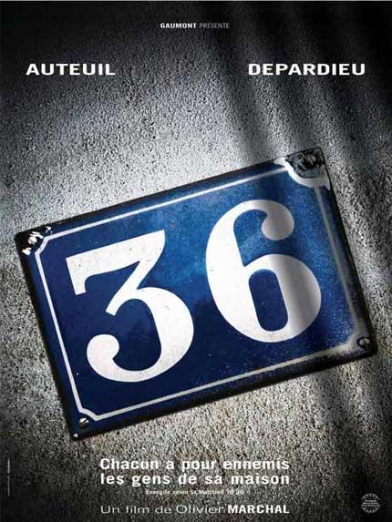 36 – Quai des Orfèvres