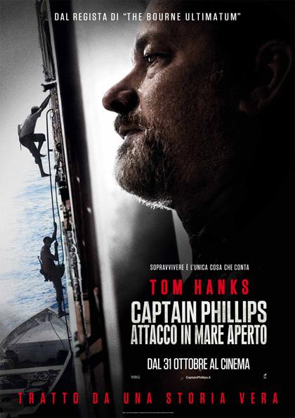 Captain Phillips – Attacco in mare aperto