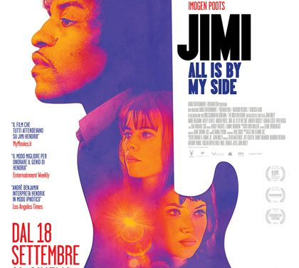 Jimi – All is by my side
