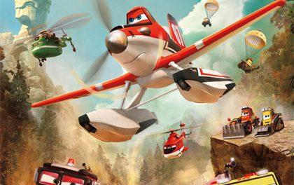 Planes 2 – Missione antincendio