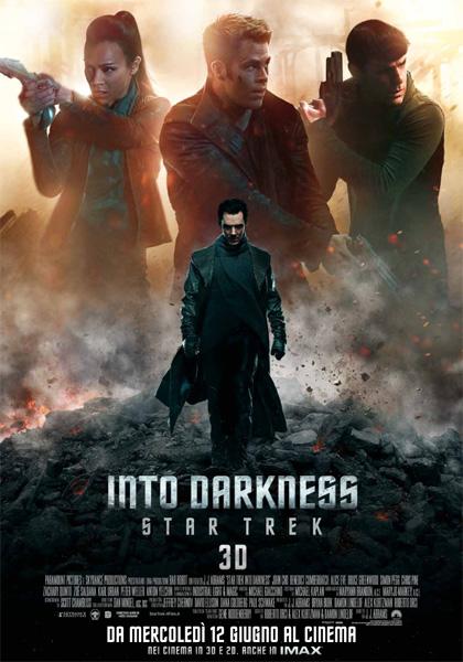 Into Darkness – Star Trek