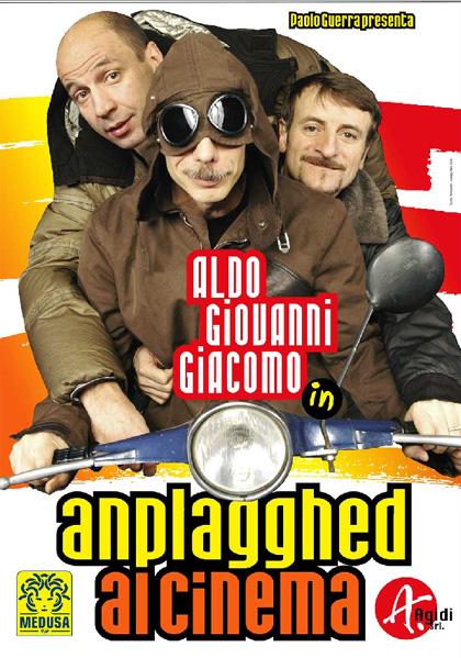 Anplagghed al cinema
