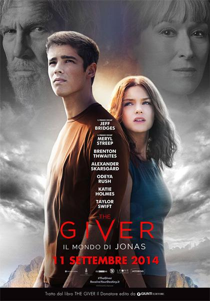 The Giver – Il mondo di Jonas