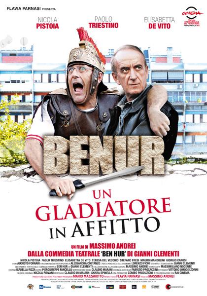 Benur – Un gladiatore in affitto