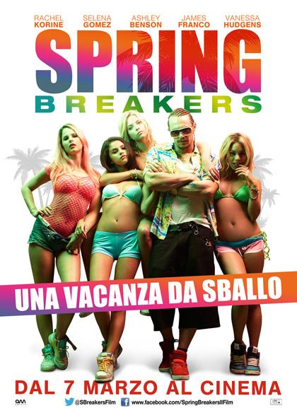 Spring Breakers – Una vacanza da sballo