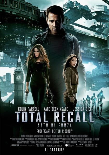 Total Recall – Atto di Forza