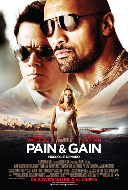 Pain and Gain – Muscoli e denaro