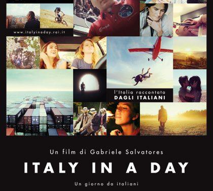 Italy in a day – Un giorno da italiani