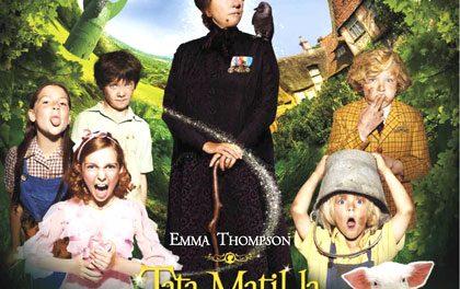 Tata Matilda e il grande botto