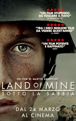 Land of Mine per la Febbre del Lunedì Sera