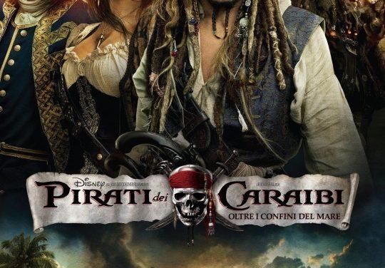 Pirati dei caraibi 4 – Oltre i confini del mare