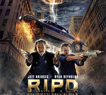 R.I.P.D – Poliziotti dall'aldilà