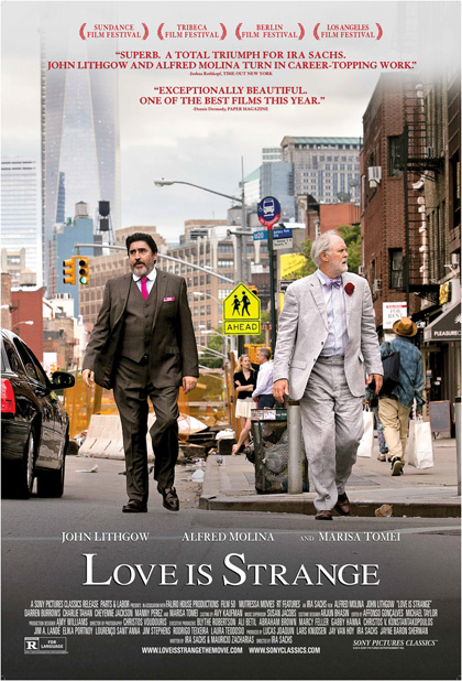 I toni dell'amore – Love is strange