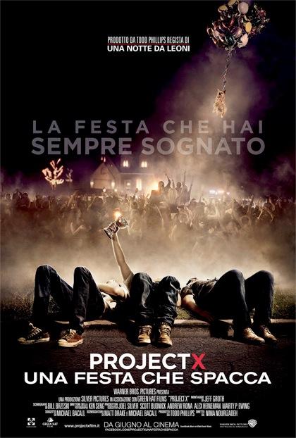 Project X – Una festa che spacca