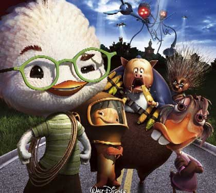 Chicken Little – Amici per le penne