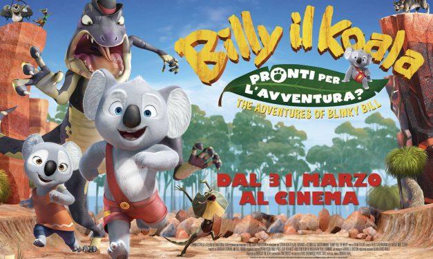 Billy il koala – Le avventure di Blinky Bill