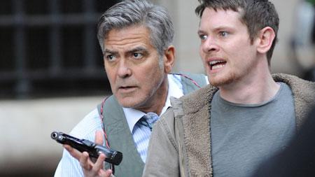 George Clooney e Julia Roberts alla Febbre del Lunedì sera