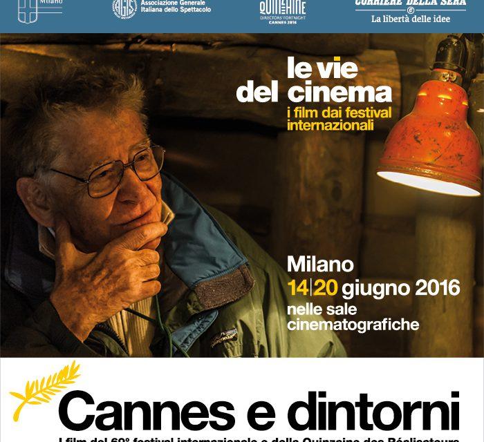 I film di Cannes a Milano