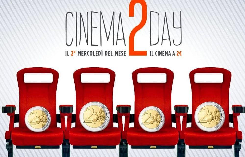 Cinema2Day, oltre 1 milione di biglietti staccati