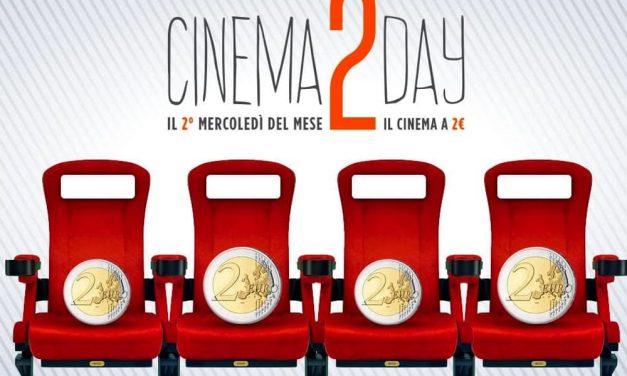 Al cinema a due euro!