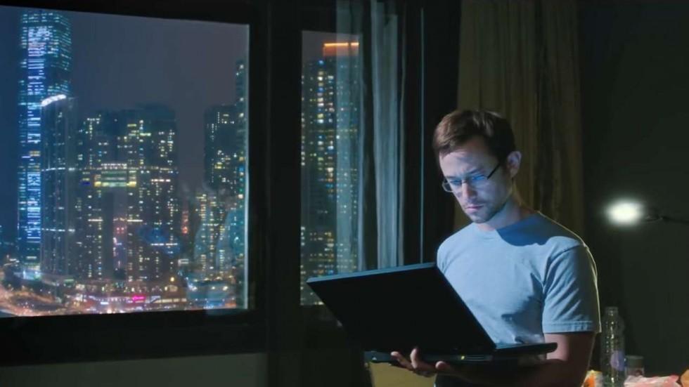 Oliver Stone con Snowden a La febbre del lunedì sera