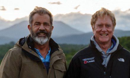 Io e il mio amico Mel Gibson