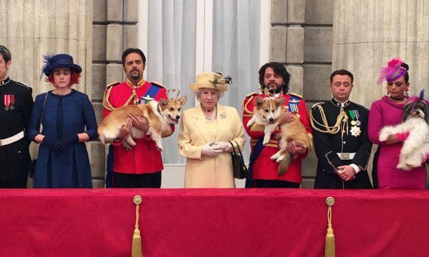 Natale a Londra – Dio salvi la regina