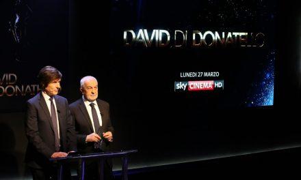 David di Donatello: Virzì, De Angelis e Rovere in prima fila