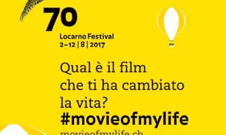 Locarno lancia #movieofmylife, un concorso per chi ama il cinema