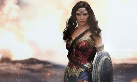 Al Comicon di Napoli arriva Wonder Woman