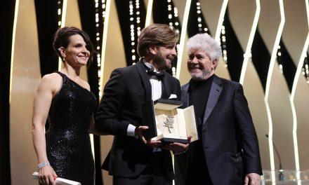 Cannes, la Palma d'oro va in Svezia