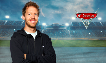 Anche Sebastian Vettel tra i doppiatori di Cars 3