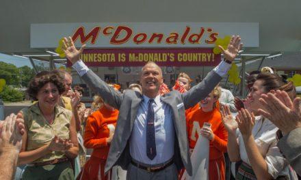 Michael Keaton alla Febbre di lunedì 29 maggio
