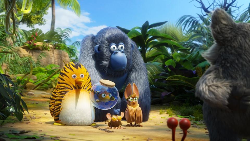 Vita da giungla alla riscossa – Il film!