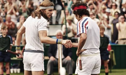 Borg McEnroe a Premiere Night