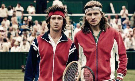 Alla febbre è l'ora del tennis stellare con Borg McEnroe
